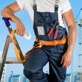 Обучение и аттестация по охране труда при работах на высоте 1, 2, 3 группы допуска